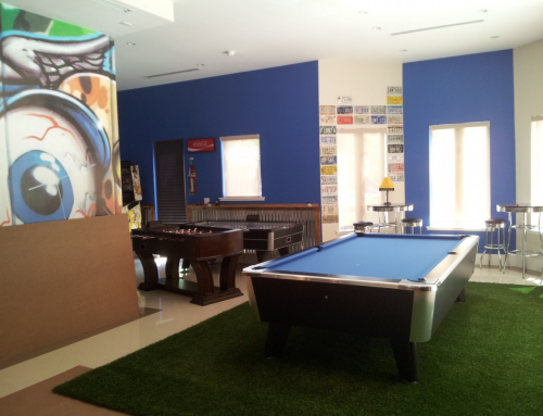 Does Your Office Need a Game Room?