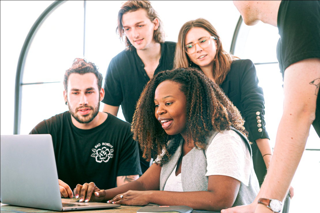 New employee development in the workplace